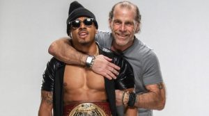 """Carmelo Hayes On Telling Shawn Michaels He Wants To Be A """"Top Guy"""" In WWE NXT"""