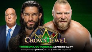 WWE Crown Jewel Live Results, Your Feedback And Viewing Party