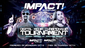 Fourth Participant Now Added To Impact's Inaugural Digital Media Title Match