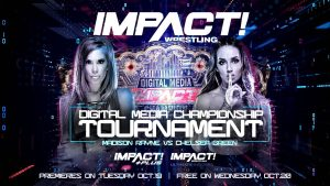 Fifth Entrant Secures Spot In Impact's Inaugural Digital Media Championship Match