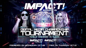 Final Participant Added To Impact's Inaugural Digital Media Championship, Update On BFG
