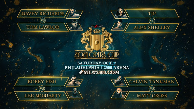 MLW's Opera Cup Kicks Off Next Week On Fusion Alpha, Upcoming Fight Schedule Announced