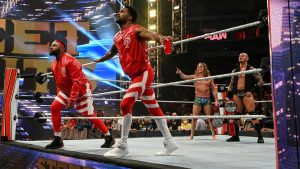 Backstage News On WWE Possibly Pushing Montez Ford As A Top Singles Superstar