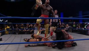 Huge Title Changes At Impact Wrestling Bound For Glory