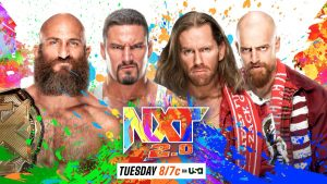 WWE NXT Preview For Tonight: Halloween Havoc Build, Tony D'Angelo In Action, More
