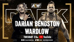 Four Matches Announced For Tuesday's AEW Dark