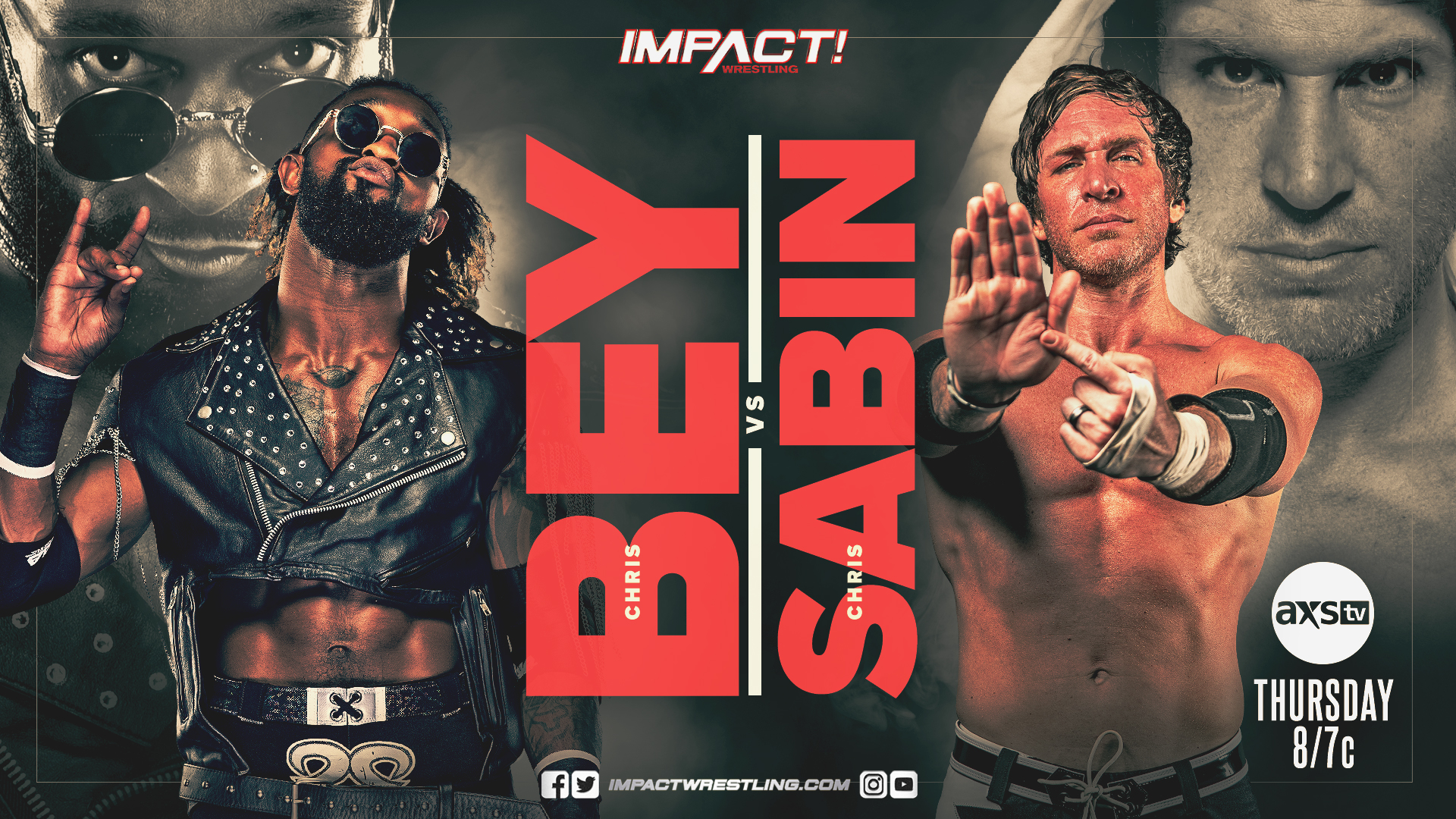 New Match Announced For This Week's Impact Wrestling