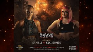 """NWA Women's Title Match Announced For NWA """"By Any Means Necessary"""" PPV"""