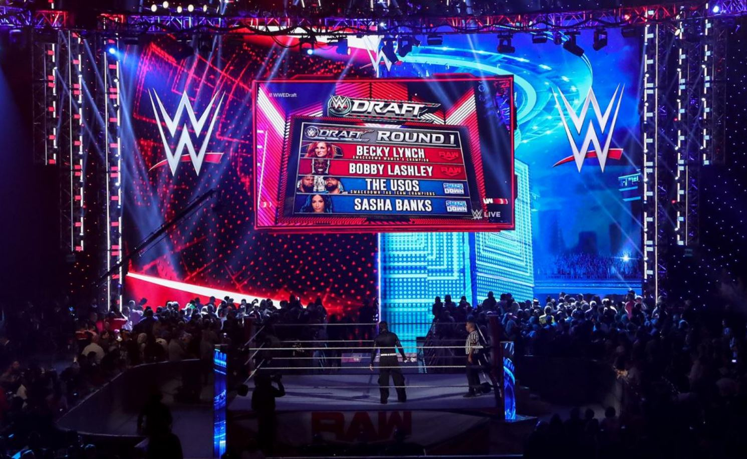 WWE Says The Draft Delivered For RAW