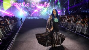 Sasha Banks On Why WWE Crown Jewel Is A Top Career Moment For Her