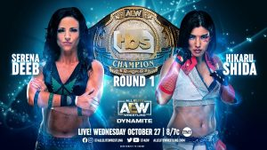 Who Advanced In The AEW TBS Championship Tournament?