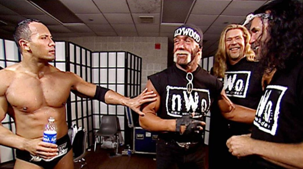 Kevin Nash Apologizes To The Rock For Past Heat In WWE