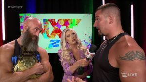 WWE NXT Results – Halloween Havoc Go-Home Show, Bron Breakker And Tommaso Ciampa Team Up