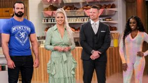 """WWE Superstars Appear On """"Top Chef: Family Style"""""""
