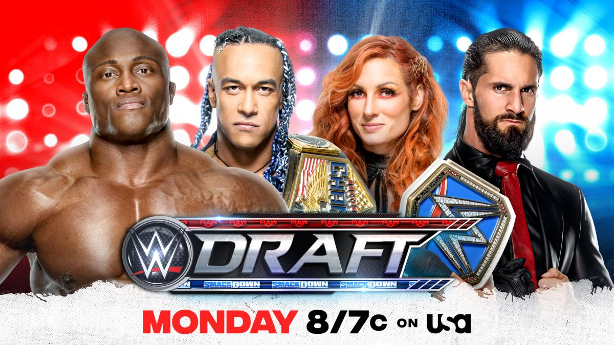 WWE RAW Preview For Tonight: WWE Draft Continues, Goldberg Returns