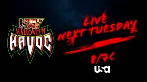 """Haunted House, Debut, Third """"Wheel"""" Match And More Added To WWE NXT Halloween Havoc"""