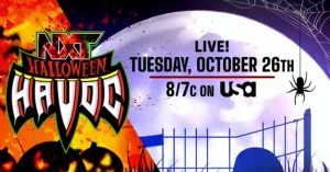 """New """"Spin The Wheel, Make The Deal"""" Match Set For WWE NXT Halloween Havoc"""