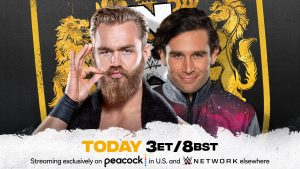 WWE NXT UK Results: Heritage Cup Title Match, Mark Coffey Vs. Rohan Raja, More