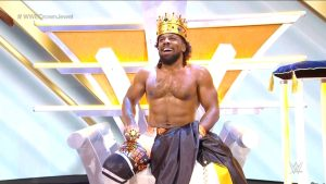 Xavier Woods Reflects On His Triumphant King Of The Ring Victory