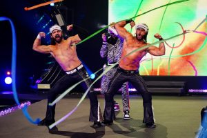Young Bucks Seemingly React To AEW Rampage Topping WWE SmackDown In Key Demos